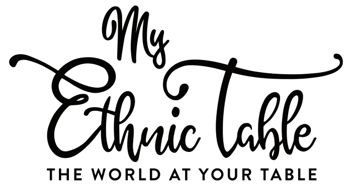 My Ethnic Table logo